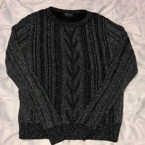 Topshop light sweater.